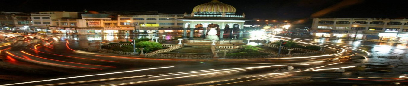 Best places visit in Mysore at Night Time