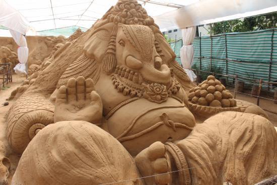 Sand Sculpture Museum