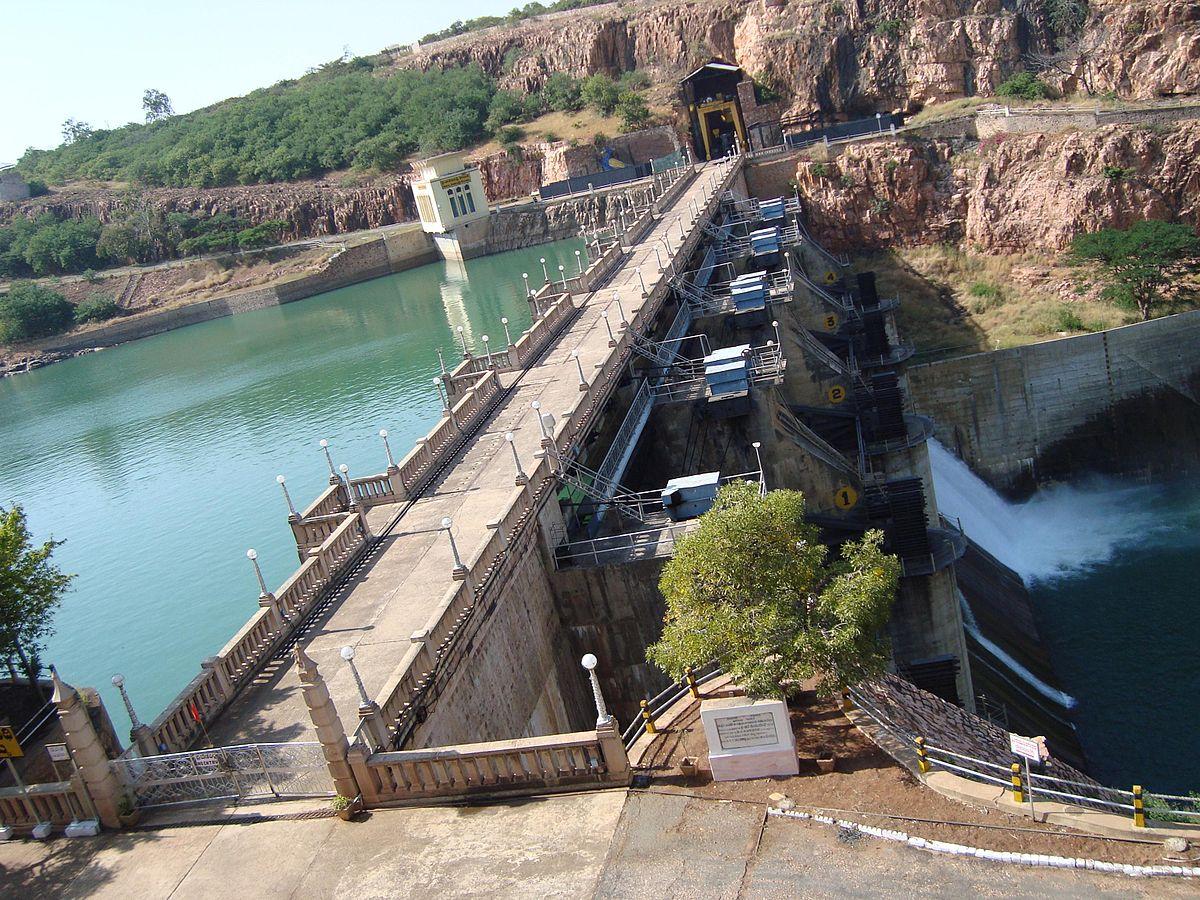 suvarnavathi Dam